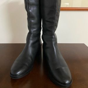 Tory Burch Caitlin Stretch Boot, Size 7